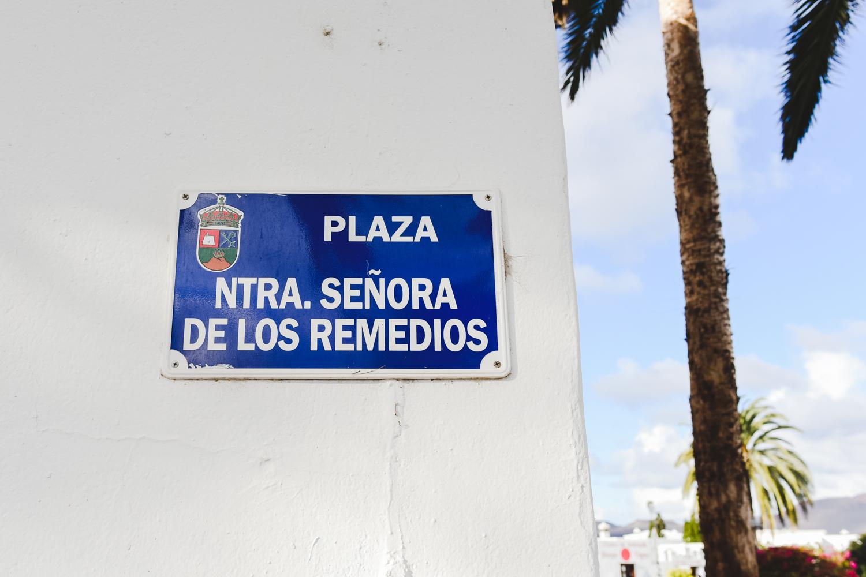 Plasa de los remedios Yaiza Lanzarote